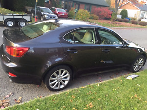 2009 Lexus IS250 cuir Berline