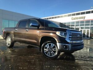 2019 Toyota Tundra Demo 1794 Edition 4x4 CrewMax 145.7 in. WB