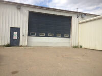 Shop and Yard space for rent