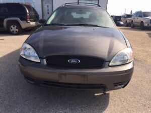 "2005 Ford Taurus Wagon ""SAFTIED"""