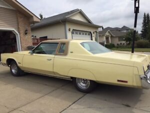 1977 New Yorker Brougham- IMMACULATE!