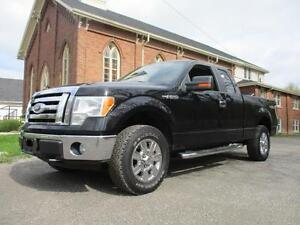 2009 Ford F-150 XLT+4X4+ONLY 118KM+CERTIFIED