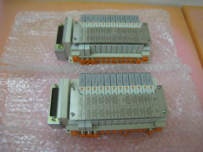 2 NEW SMC SS5V1-DUO02376 Pneumatic manifold