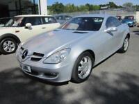 Mercedes-Benz SLK Slk200 Kompressor PETROL AUTOMATIC 2006/56