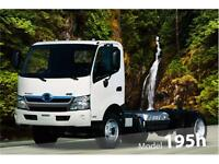 2015 Hino 195 Hybrid Class 5 - Good for the Environment and You