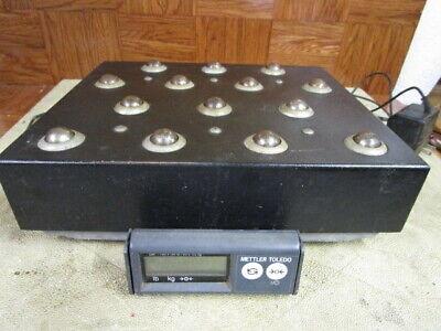 Mettler Toledo Bc60 Shipping Scale 150lb X 0.05 Capacity Roller Ball Top