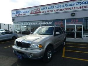 2000 Lincoln Navigator NO ACCIDENTS BEING SOLD (AS IS)