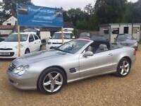 2003 Mercedes Benz SL Series SL 500 Auto 2 door Convertible