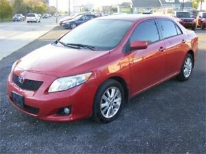2010 Toyota Corolla CE   ONLY 133000 KM