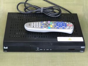 Bell HD 6400 Satellite Receiver