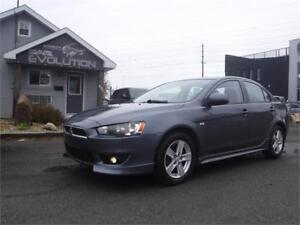 2009 Mitsubishi Lancer 96km/ROOF /LOADED ,CERTIFIED+WRTY $7490