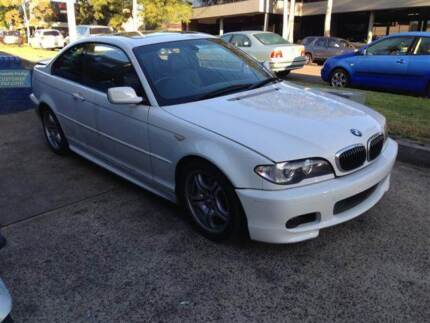 BMW 3-Series Coupe 325CI E46 WHITE WRECKING COMPLETE CAR FOR PART Northmead Parramatta Area Preview