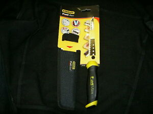 Stanley Fatmax Plasterboard and Jab Saw Padsaw 180mm PLUS POUCH 2-20-556