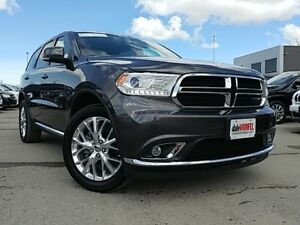 2016 Dodge Durango Limited AWD | DUAL DVD | SUNROOF | BACK UP CA