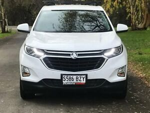 2017 Holden Equinox EQ MY18 LT FWD White 9 Speed Sports Automatic Wagon Littlehampton Mount Barker Area Preview
