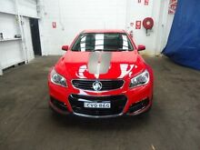 2014 Holden Commodore VF MY15 SV6 Red 6 Speed Automatic Sedan Cardiff Lake Macquarie Area Preview
