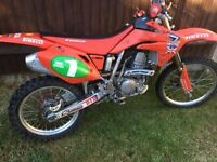 Honda Crf 150 2009 SPARES OR REPAIRS !!