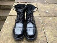 British Army Ammunition Boots/drill boots