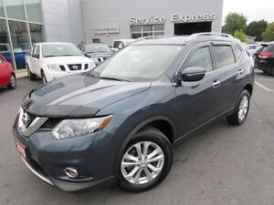 2015 NISSAN ROGUE SV AWD PREMIUM PKG CAMERA PANA ROOF PWR SEAT H