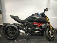 Ducati Diavel 1260 S BLACK NEW 2021 BIKE READY FOR DELIVERY