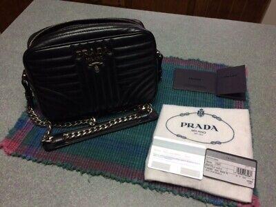 Prada 1bh083 Shoulder Bag-PRICE (Prada Handbag Price)