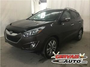 Hyundai Tucson Limited AWD Navigation Cuir Toit Panoramique MAGS