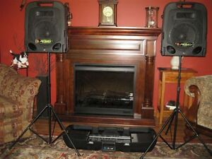 Peavey Escort 2000 professional portable sound system