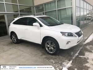 2014 Lexus RX 350 BLIND SPOT/NAV/HEATED AND COOLED SEATS/SUNROOF