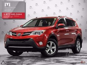2015 Toyota Rav4 XLE Standard package All-wheel Drive (AWD)