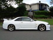 1995 Nissan Skyline BNR33 GTR White 5 Speed Manual Coupe Chermside Brisbane North East Preview