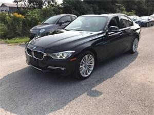 2013 BMW 328i xDrive, Safety & ETEST for ON or QC INCL.