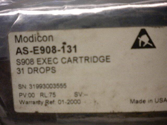 MODICON AS-E909-131 NEW  ASE908131