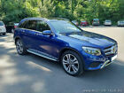 Mercedes GLC C253 350d 4MATIC Test