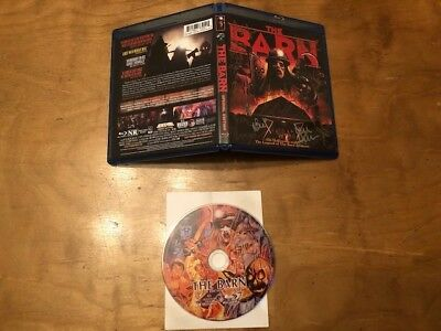 The Barn Blu ray*Nevermore Prod*Special Edition*Cast Signed*OOP*Rare*](Halloween The Movie Cast)