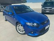 2013 Ford Falcon FG MkII XR6 Turbo Blue 6 Speed Sports Automatic Sedan Dandenong Greater Dandenong Preview