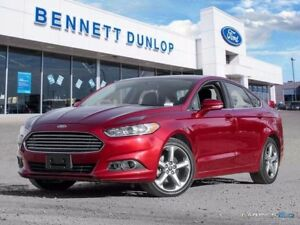2014 Ford Fusion SE-Heated Seats-Backup Sensors-Power Driver Sea