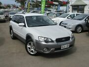 2006 Subaru Outback B4A MY06 R AWD Duotone White 5 Speed Sports Automatic Wagon Gepps Cross Port Adelaide Area Preview