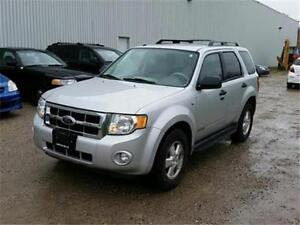 2008 FORD ESCAPE XLT SUV *LOADED,ALLOY WHEELS,PRICED TO SELL!!!*