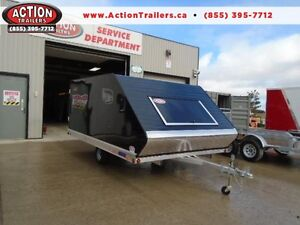 REAR RAMP 12 FT PRO STARR - LIGHT WEIGHT - PERFECT FOR 2 SLEDS!