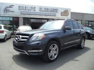 Mercedes-Benz GLK-Class 4MATIC-250 BlueTec-GPS-TOIT PANO-CAMERA