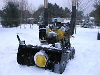 SELL YOUR OLD OR BROKEN SNOWBLOWER FOR CASH! I WILL PICK IT UP!!
