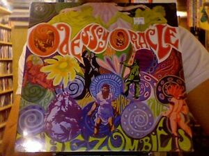 Zombies Odessey And Oracle Lp Sealed Vinyl Re Reissue