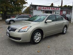 2009 Nissan Altima 2.5 S/Automatic/Gas Saver/Certified