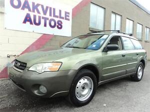2007 Subaru Outback 2.5i AWD LEGACY AUTOMATIC 4 CYL SAFETY INC