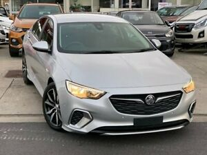 2018 Holden Commodore ZB MY18 RS Liftback Grey 9 Speed Sports Automatic Liftback Cheltenham Kingston Area Preview