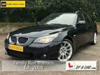 2009 BMW 5 Series 2.0 520d M Sport Business Edition Touring 5dr Auto Estate Dies
