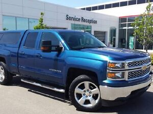 2015 Chevrolet Silverado 1500 1LT 4x4 Double Cab 6.6 ft. box 143