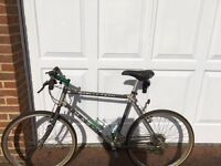 Retro 1990s Marin Bobcat Trail Mountain bike