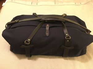 Filson Duffle Bag Large, Navy