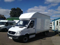 2010 10 Mercedes-Benz Sprinter 2.1TD 311 Luton Tail Lift